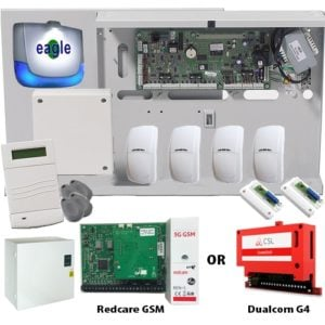 Honeywell Dimension G3 with Redcare GSM or Dualcom G4