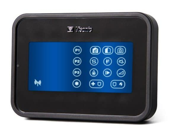 KP-160 PG2 Touch Screen Arming Station