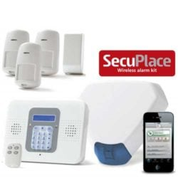 SecuPlace Wireless Smart Home Alarm & Installation