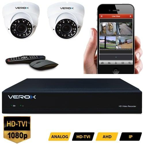 Verox Home Cctv Security Camera System Amp Installation