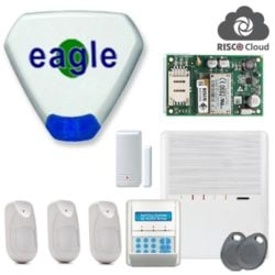 Agility 3 Wireless Alarm With GSM Module