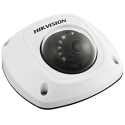 Hikvision DS-2CD2542FWD-IS Mini Dome IP Camera with Audio