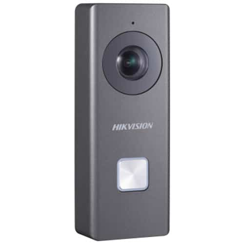 Hikvision DS KB6003 WIP Video Doorbell