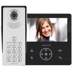 ESP Aperta Video Door Entry Keypad System with Record